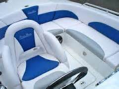 Recovering Boat Cushions Vinyl Boat Seat Upholstered Repaired Wilmington Nc Port
