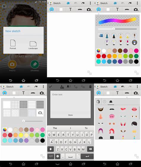 sketchbook xda app port jb 4 1 sony sketch 6 0 a 0 5
