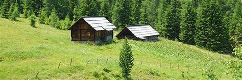 hütte mieten wochenende österreich h 252 tte k 228 rnten einsame romantische bergh 252 tten mieten