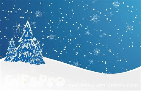 animated christmas trees with snow wallpapers gifs of tree gifspro