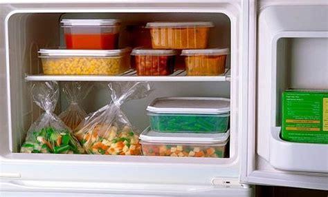 Freezer Buat dicas para congelar alimentos como fazer de tudo