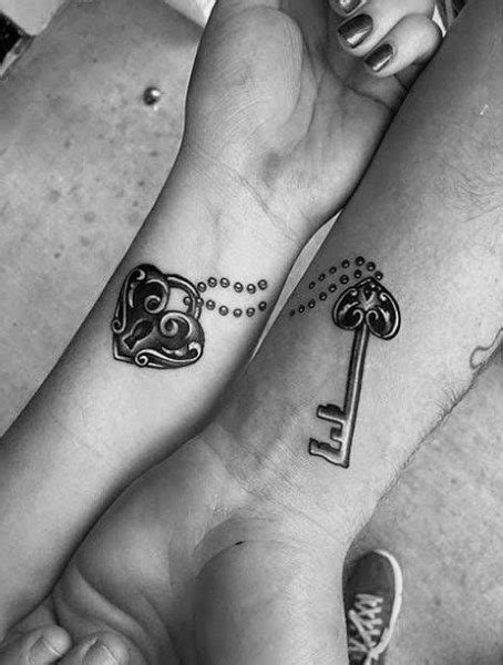 pictures of matching couple tattoos top 100 best matching tattoos connected design ideas