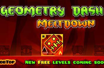 descargar full version geometry dash meltdown geometry dash jugar