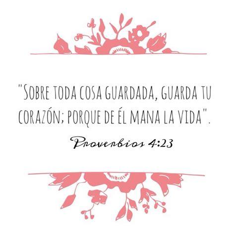 23 proverbios y versos bblicos para el da del padre proverbios 4 23 pensamientos cristianos pinterest