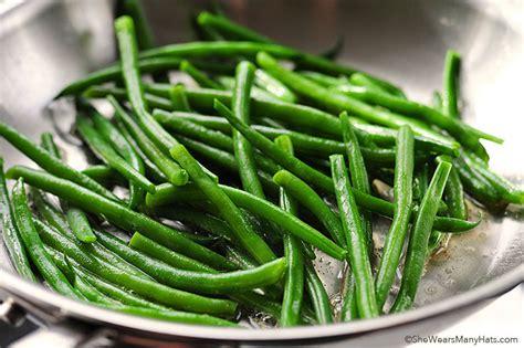 Galerry green beans