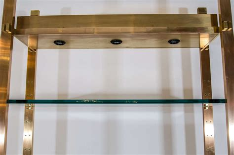 Etagere 1 M by Exceptional Illuminated Etagere Designed By Paul M Jones