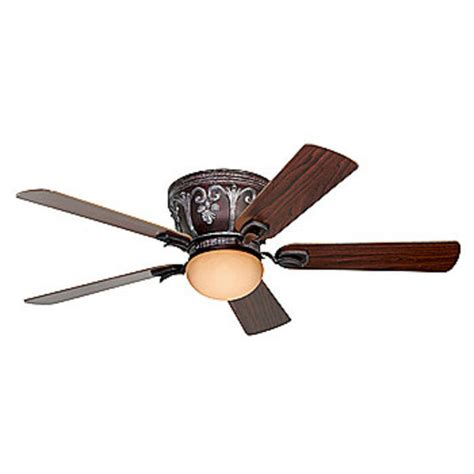 ceiling fans florissant 52 quot flush mount ceiling fan w