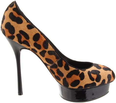 leopard shoes for s shoes nib guess marciano stiletto platform