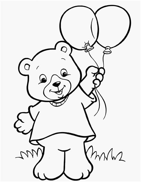 birthday coloring pages for 4 year olds free coloring pages for 3 year olds coloring home
