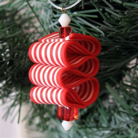 Unique Handmade Ornaments - unique handmade polymer clay ornaments family