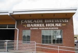 cascade barrel house cascade brewing barrel house a buckman portland bar