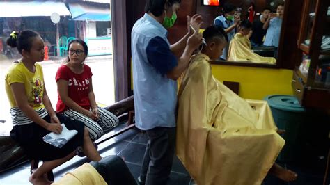 tutorial kepang rambut anak kecil tutorial cukur rambut anak kecil tipis dan rapi youtube
