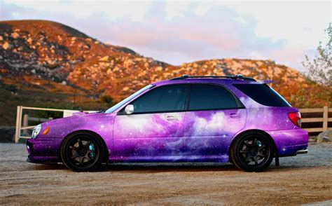To The Stars And Beyond With This Outback Budds Subaru