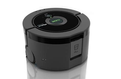 Roomba Floor Scrubber Irobot Scooba Floor Scrubber Is Cuter Than Your Pets Wired