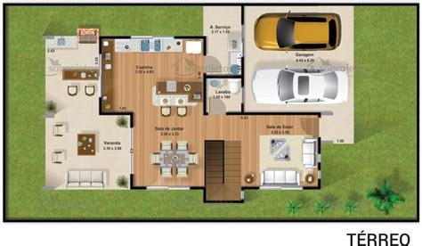 planta casas planta de casa duplex 3 su 237 tes varanda gourmet s 243