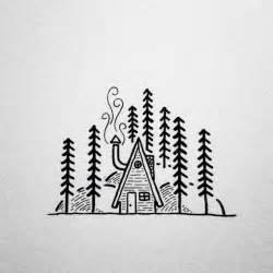 simple house drawing best 25 simple line drawings ideas on line