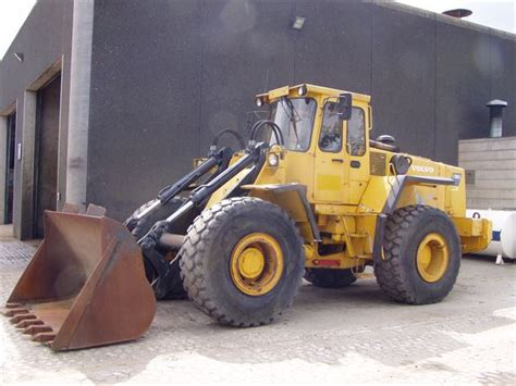 volvo l120 used volvo l120 wheel loaders year 1992 for sale mascus usa