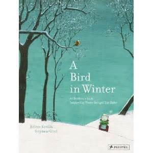 winter birds books when the snow is on the ground when indeed wee folk
