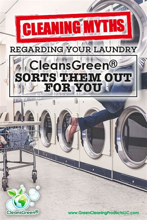 7 Misconceptions About Your Laundry by 1000 Images About Green Home Cleaning On
