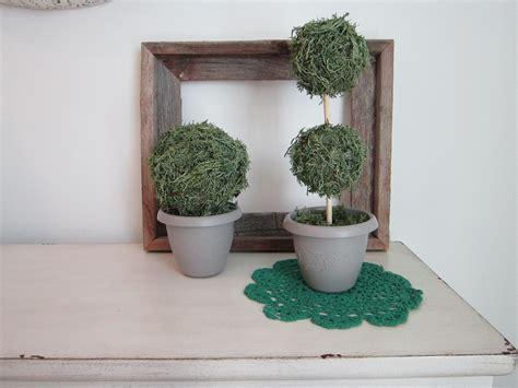 topiary moss topiary