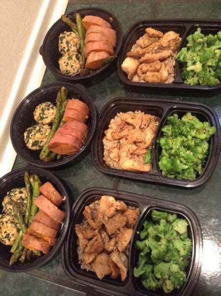 Would You Rather Eat Asparagus Or Broccoli by Turkey Balls Tilapia Chicken Brown Rice Asparagus