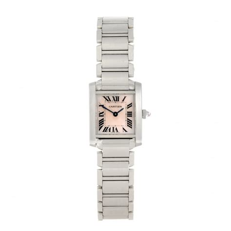cartier of pearl tank fran 231 aise
