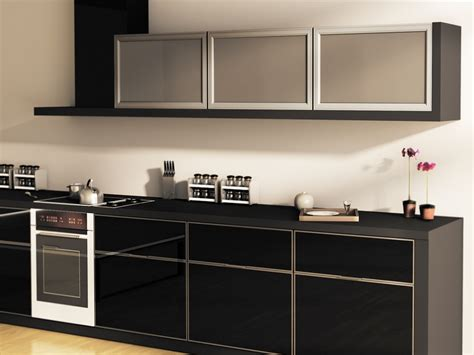 Aluminum Frame Kitchen Cabinet Doors by Glass Kitchen Cabinet Doors Gallery Aluminum Glass