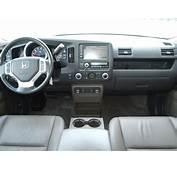 2007 Honda Ridgeline  Interior Pictures CarGurus