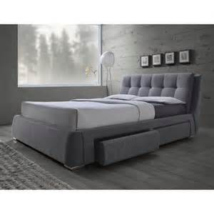 Upholstered Bed With Drawers Coaster Fenbrook Upholstered Bed With Storage Drawers