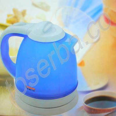 Teko Listrik Cmos teko listrik cmos sl a01 biru 1 5l toserba co perabot