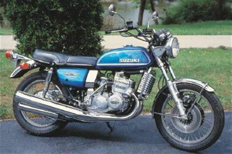1975 Suzuki Gt750 1975 Suzuki Gt750 Howstuffworks