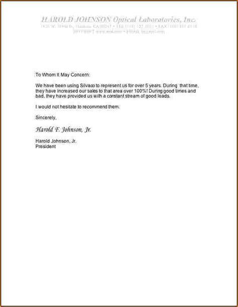 personal reference letter 7 personal reference letters questionnaire template