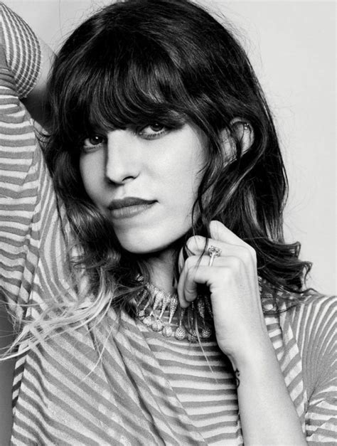 Qa Model Designer Lou Doillon by Lou Doillon By Agata Pospieszynska For S Bazaar