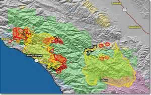 california basin update wildfire today