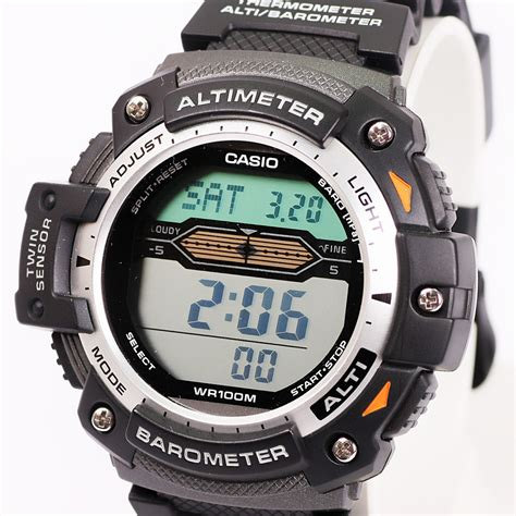casio altimetro reloj casio sgw 300 hombre deportivo barometro altimetro