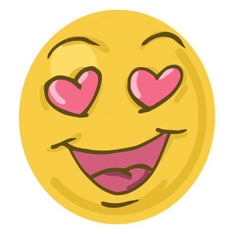 emoji love png love face emoji transparent png svg vector