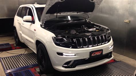 Jeep Srt Custom Crd Custom Dyno Tuned Jeep Grand Srt