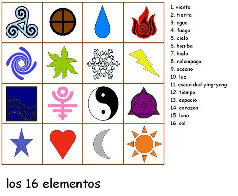 imagenes figurativas elementos los 16 elementos by dmnys on deviantart