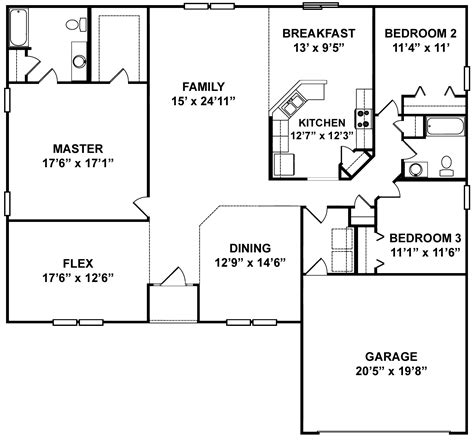3 bedroom floor plan with dimensions 3 bedroom floor plan with dimensions photos and video