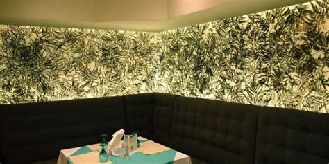 creative wall panels lumicor resin panels the perfect decor for public or