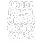 Nella Valigia Della Buru Cartamodello Alfabeto Per