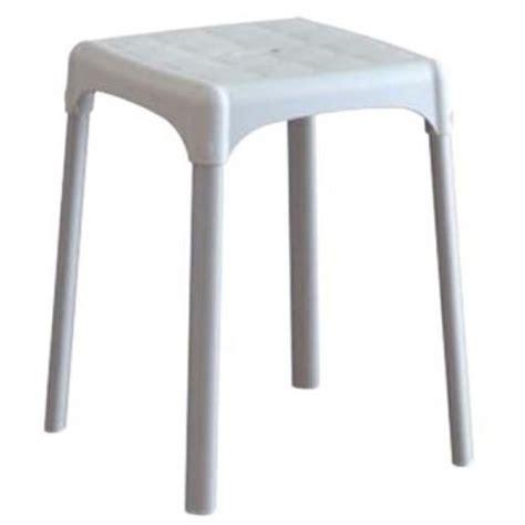 sgabello plastica sgabello in plastica e gambe alluminio