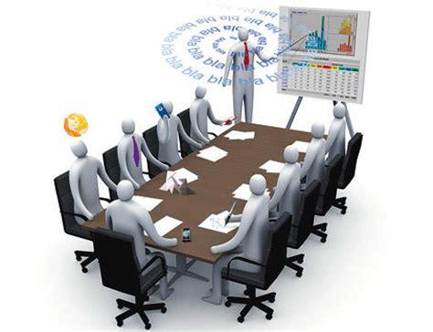 imagenes de reuniones informativas un tercio de directivos se duerme en las reuniones