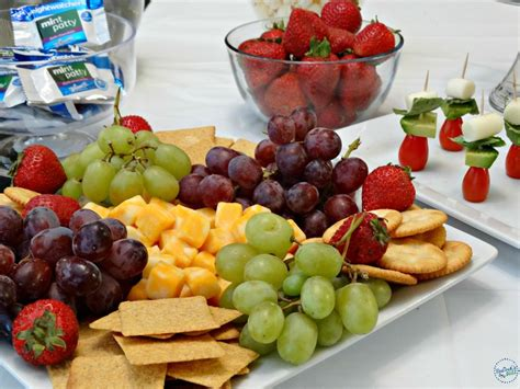 fruit tray ideas healthy snack ideas for caprese avocado skewers
