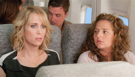 bridesmaids couch scene the 9 travelers you ll see at the airport huffpost