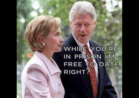 Bill Clinton Memes - bill clinton on hillary s problems everyone is out to get her