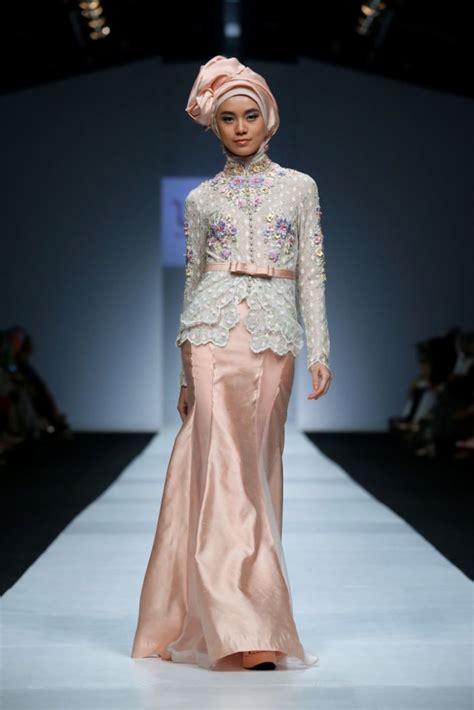 Atasan Baju Muslim gaun kebaya modern remaja holidays oo