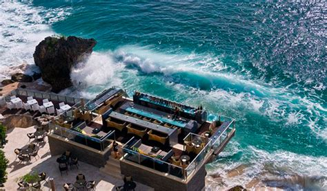 bar at top of the rock rock bar bali