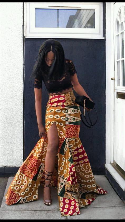 ankara flowing gown styles 2018 ankara styles for big ladies ankara long gown