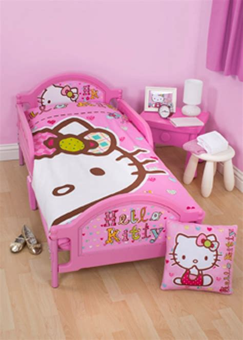 hello kitty toddler bedroom set bedroom awesome hello kitty toddler bed design feature